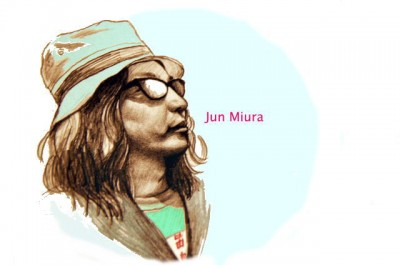 """Jun Miura"" by Kanoko"