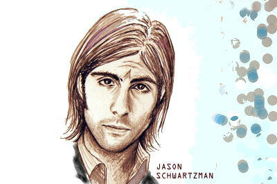 """Jason Schwartzman"" by Kanoko"