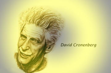 """David Cronenberg"" by Kanoko"