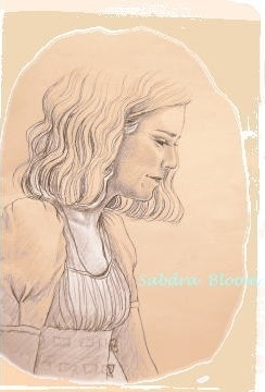 """Sandre Bloom / Alison Lohman"" by Kanoko"