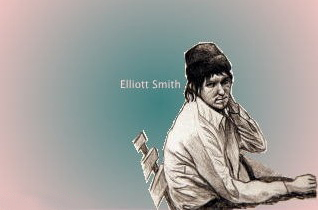 """Elliott Smith"" by Kanoko"