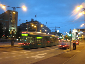 night / Helsinki