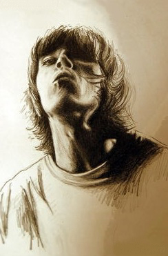 """Ian Brown"" by Kanoko"