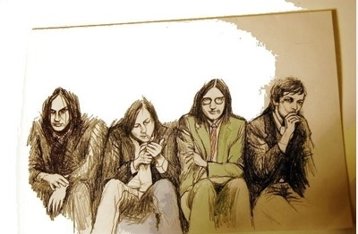 """The Raconteurs"" by Kanoko"